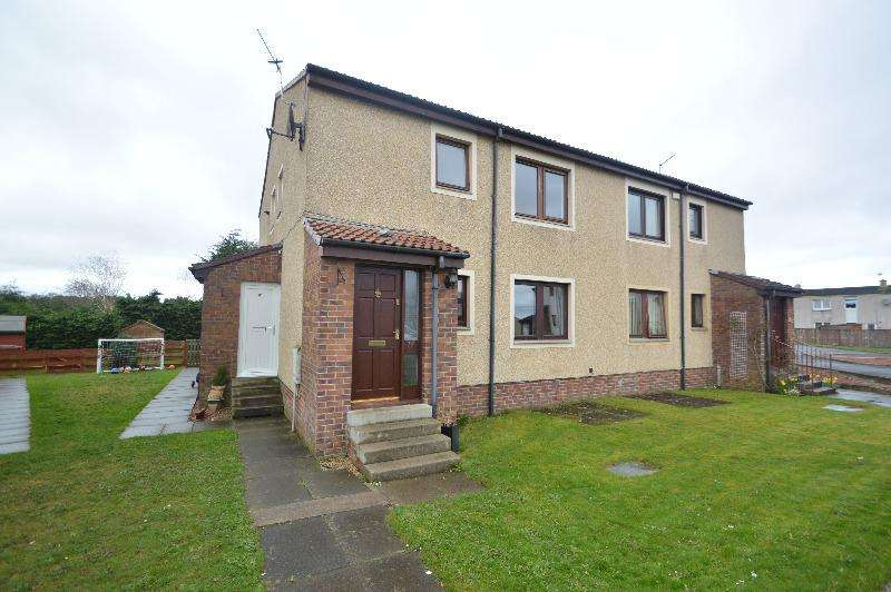 2 Bedrooms Flat for sale in Anderson Crescent, Prestwick, South Ayrshire, KA9 1EJ