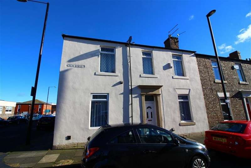 1 Bedroom Flat for sale in Cecil Street, North Shields