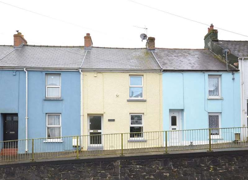 2 Bedrooms Terraced House for sale in Haverfordwest