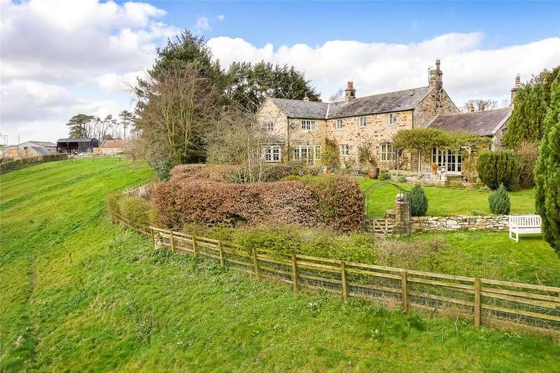 5 Bedrooms Detached House for sale in Hartburn, Morpeth, Northumberland