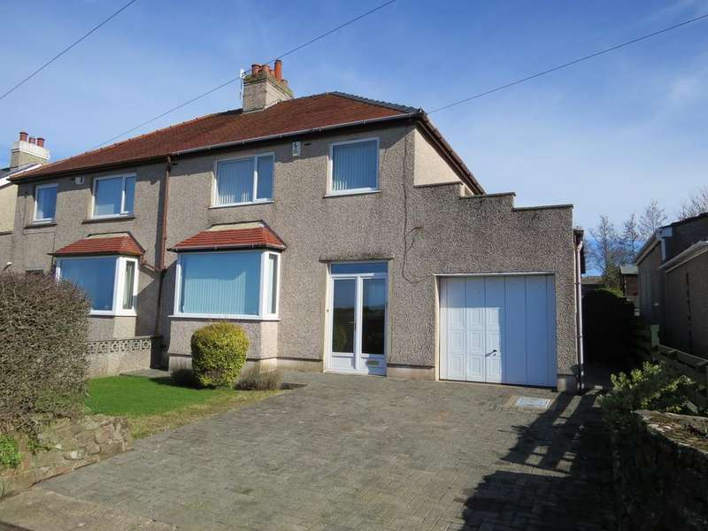 3 Bedrooms Semi Detached House for sale in Rosebank, Whitehaven, Cumbria