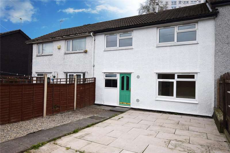 3 Bedrooms Terraced House for sale in Moor Crescent Chase, Leeds, West Yorkshire, LS11
