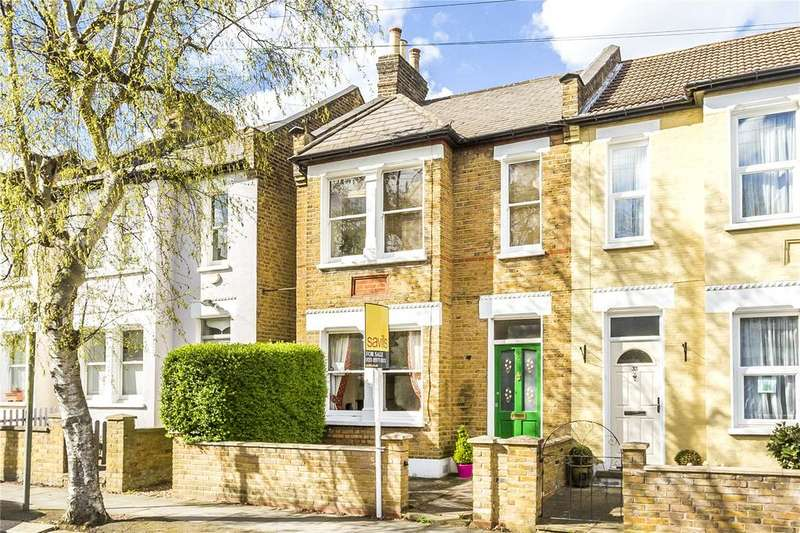 2 Bedrooms End Of Terrace House for sale in Florence Road, Wimbledon, London, SW19