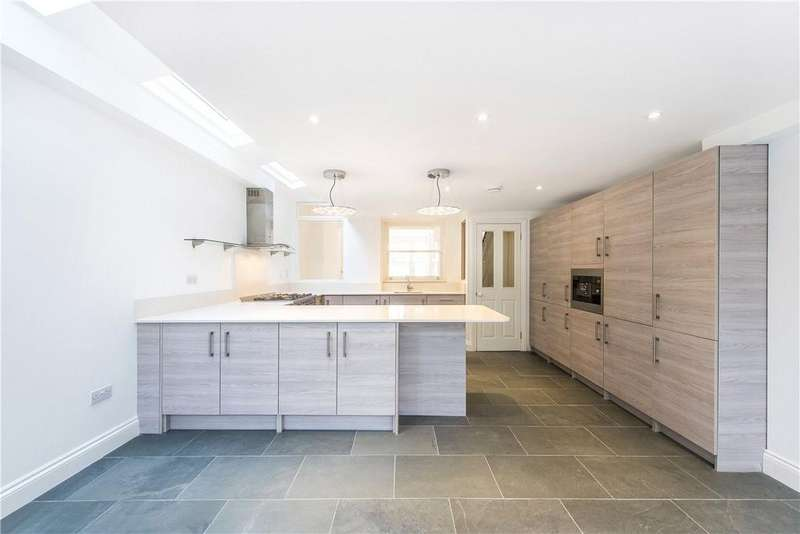 5 Bedrooms Terraced House for sale in St. Ann's Hill, London, SW18