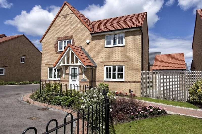 4 Bedrooms Detached House for sale in Foreman Road, Wakefield, West Yorkshire