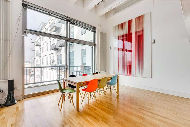 2 Bedrooms Flat for sale in The Piper Building, Peterborough Road, Fulham