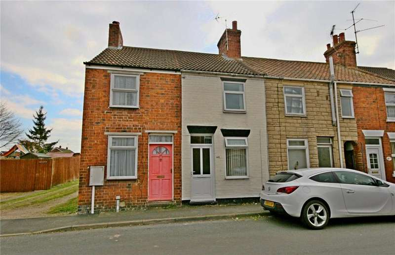 2 Bedrooms Terraced House for sale in Austerby, Bourne, PE10