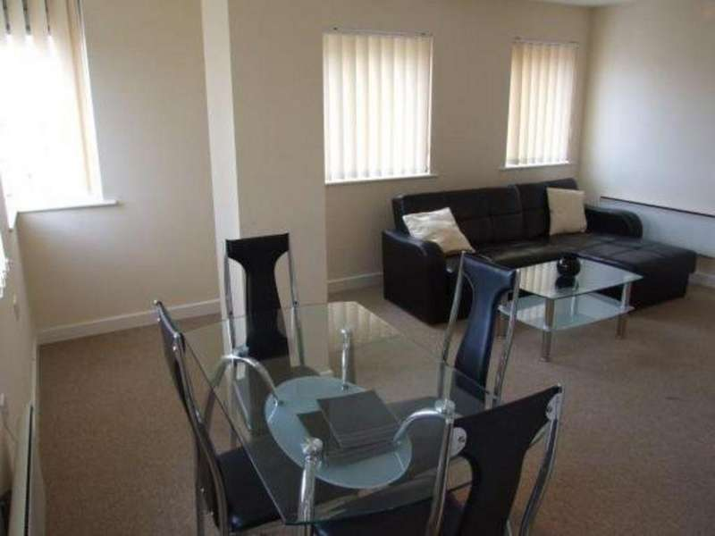 2 Bedrooms Apartment Flat for rent in Anchor Point, 323 Bramall Lane, Sheffield, S2 4RR