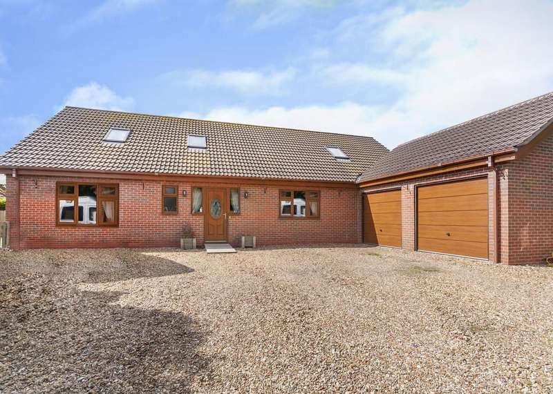 5 Bedrooms Detached House for sale in Underwood Avenue, Torworth