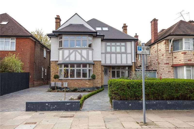 3 Bedrooms Flat for sale in Flat A, Chatsworth Road, Brondesbury, London, NW2