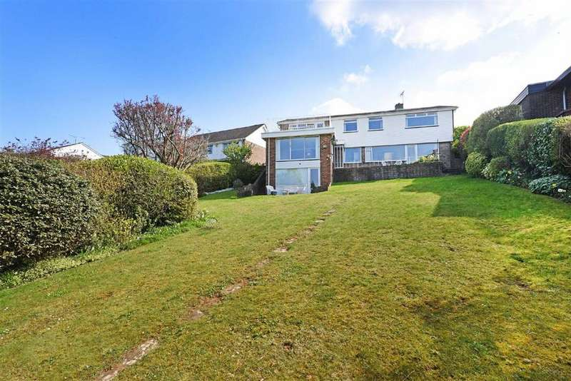 4 Bedrooms Detached House for sale in Hill Brow, Hove