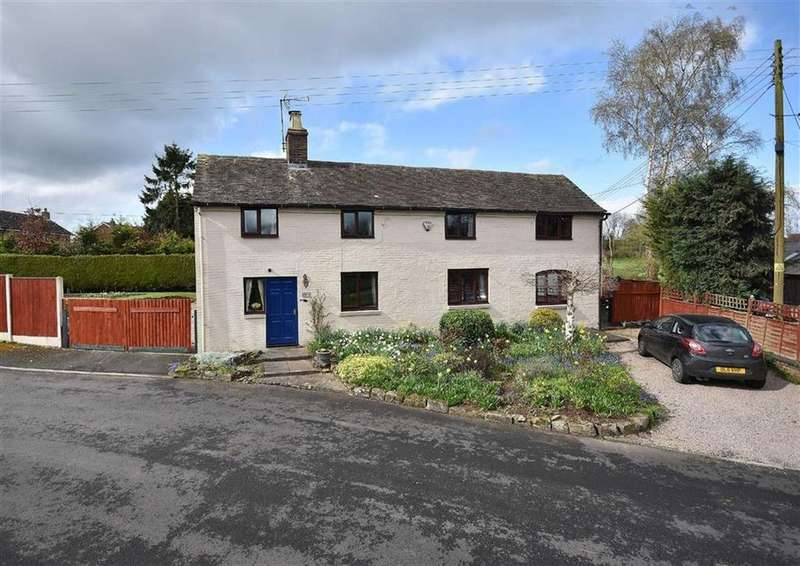 4 Bedrooms Detached House for sale in Crown House, Eardington, Bridgnorth, Shropshire, WV16