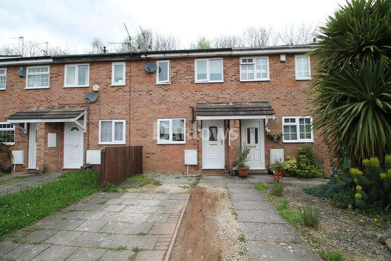 2 Bedrooms Terraced House for sale in Heritage Park, St Mellons, Cardiff