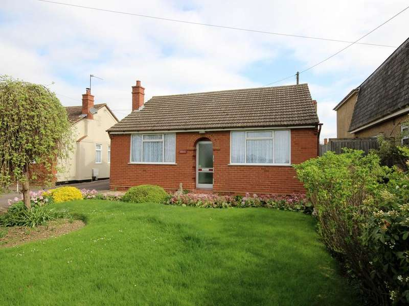 2 Bedrooms Detached Bungalow for sale in Pulloxhill Road, Greenfield, Bedford, MK45