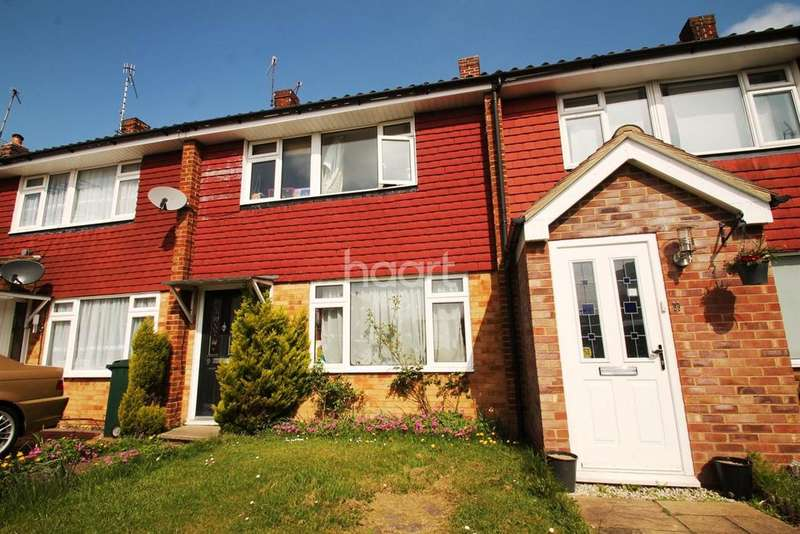3 Bedrooms Terraced House for sale in Cranefield Drive, Watford, WD25