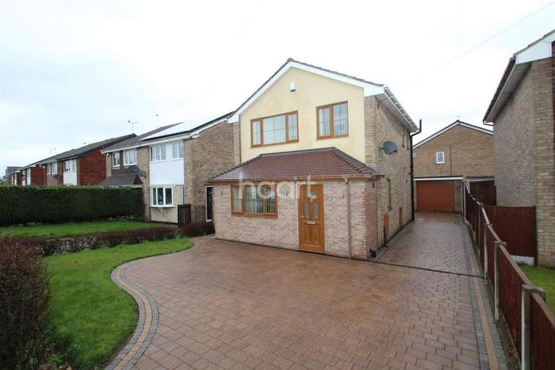 3 Bedrooms Detached House for sale in Holly Dene, Armthorpe