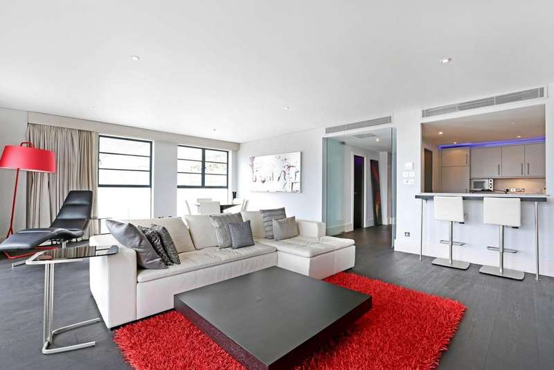 3 Bedrooms Flat for sale in Shad Thames, London. SE1