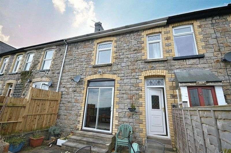 2 Bedrooms Terraced House for sale in Eridge Road, Pontypool