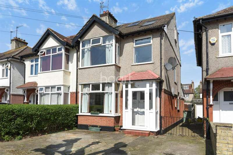 4 Bedrooms Semi Detached House for sale in Somerset Avenue