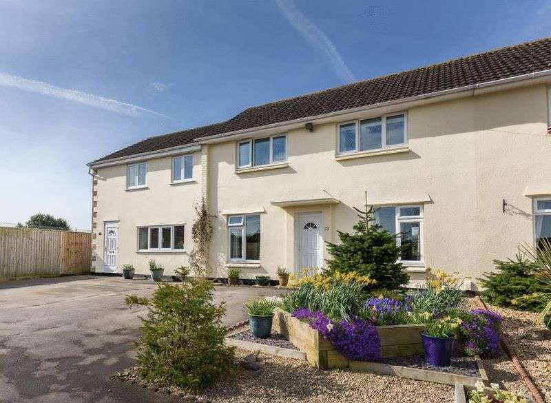 5 Bedrooms Semi Detached House for sale in Oakfield Close, Frome