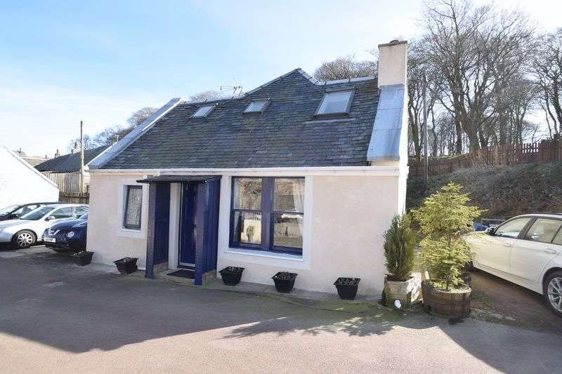 2 Bedrooms Cottage House for sale in 49 Ramsay Road, Leadhills, By Biggar