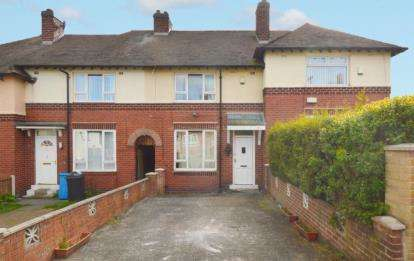 2 Bedrooms Terraced House for sale in Gatty Road, Sheffield, South Yorkshire
