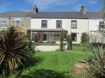 3 Bedrooms Terraced House for sale in Mylor Bridge, Falmouth, Cornwall