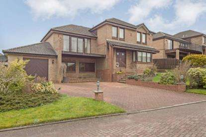 4 Bedrooms Detached House for sale in Hillhouse Farm Gate, Lanark