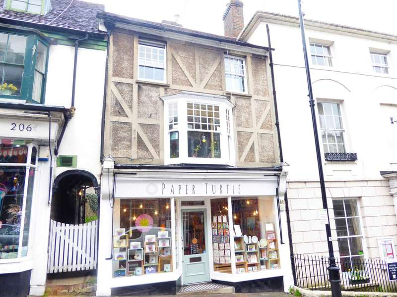 3 Bedrooms Terraced House for sale in High Street, Lewes