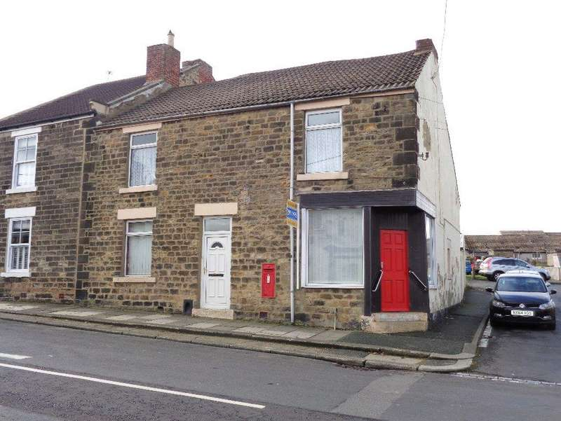 3 Bedrooms Property for sale in Collingwood Street Coundon, Bishop Auckland