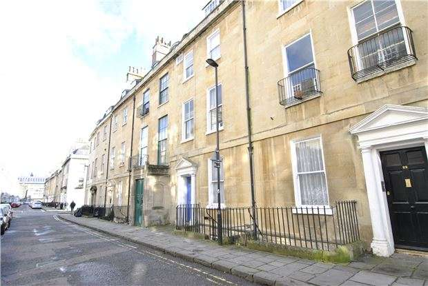 2 Bedrooms Maisonette Flat for sale in Great Stanhope Street, BATH, Somerset, BA1