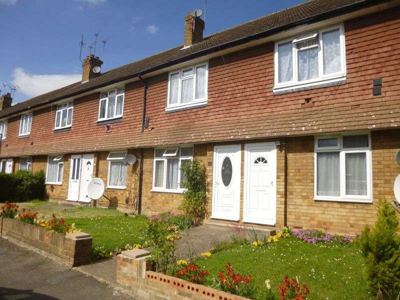 2 Bedrooms Flat for sale in Heath Close, Harlington