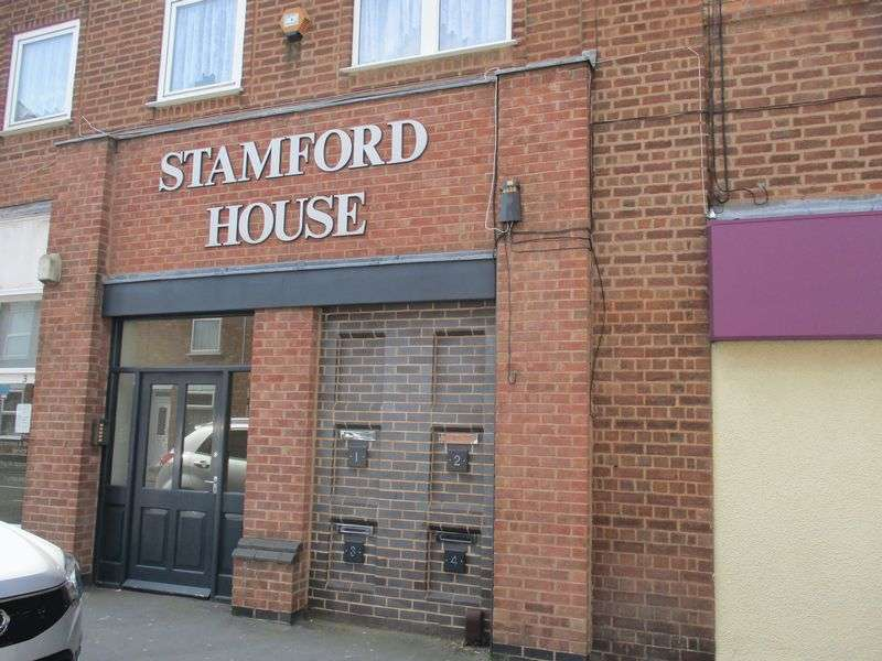 2 Bedrooms Flat for sale in Hill Street, Hinckley