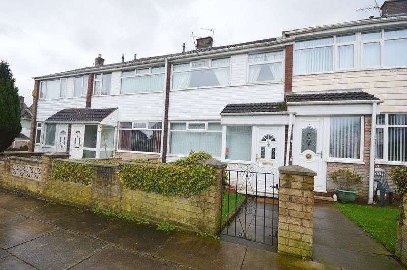 3 Bedrooms Terraced House for sale in Appleby Lawn, Liverpool