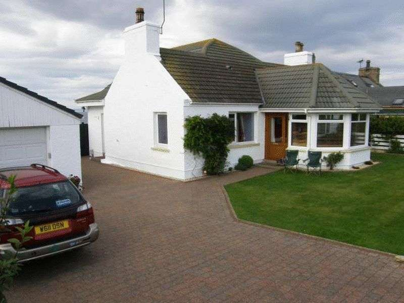 3 Bedrooms Semi Detached Bungalow for sale in Balnabruach, Portmahomack, Tain