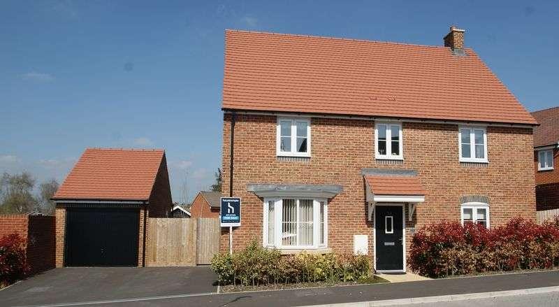 4 Bedrooms Detached House for sale in Locksbridge Road, Picket Piece