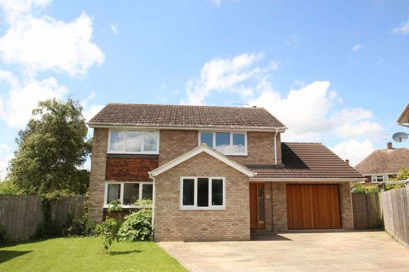4 Bedrooms Detached House for sale in Smithers Close, Hadlow