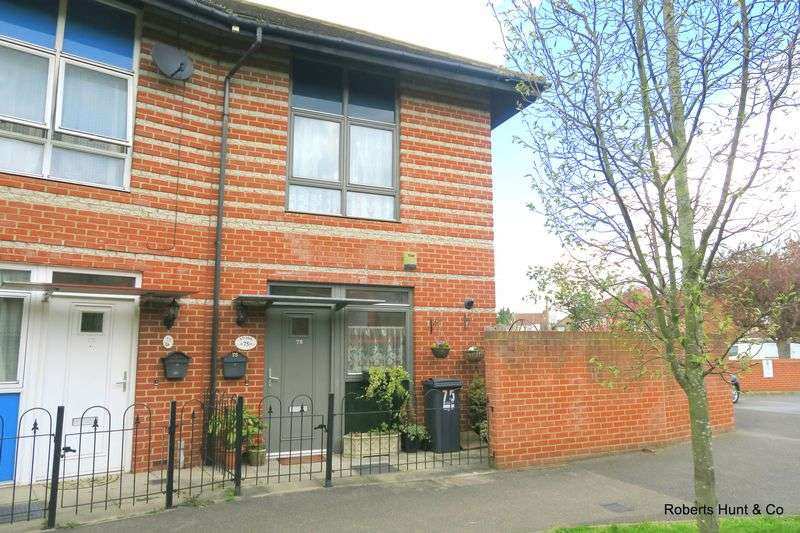2 Bedrooms Terraced House for sale in Lewin Terrace, Bedfont