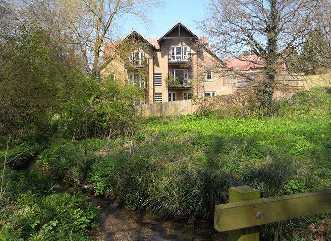 1 Bedroom Serviced Apartments Flat for sale in Meadowside, Storrington RH20