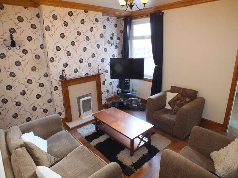 2 Bedrooms Terraced House for sale in Ashfields New Road, Newcastle under Lyme, Staffordshire, ST5