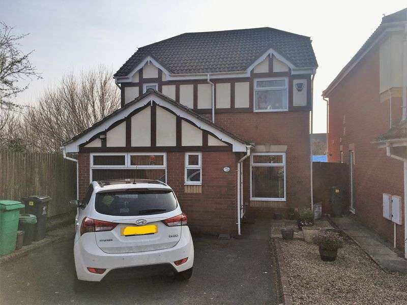 3 Bedrooms Property for sale in Lascelles Drive, Pontprennau, Cardiff