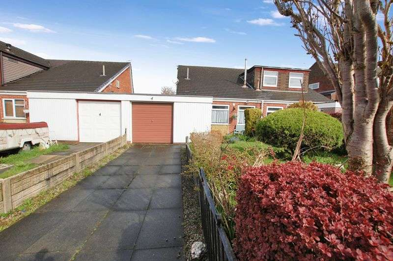 3 Bedrooms Semi Detached Bungalow for sale in Dalebrook Close, Bolton