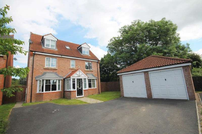 6 Bedrooms Property for sale in Flambard Drive, Bishop Auckland