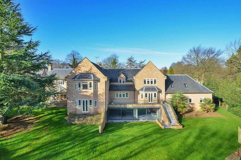 5 Bedrooms Detached House for sale in Chapel Lane, Epperstone