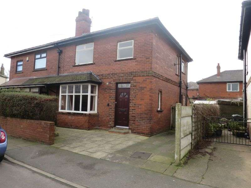 3 Bedrooms Semi Detached House for sale in Dartmouth Avenue, Morley, Leeds
