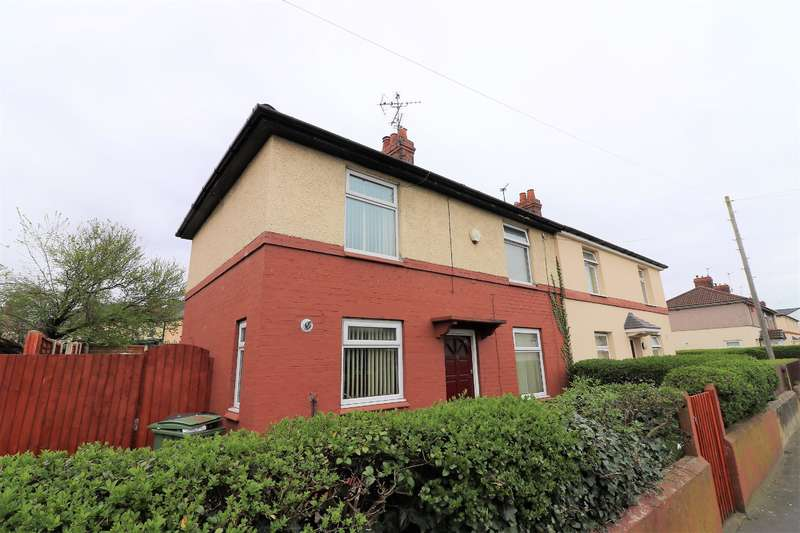 3 Bedrooms Semi Detached House for sale in Laird Street, Birkenhead, CH41 0AB