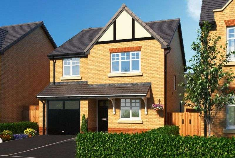 3 Bedrooms Semi Detached House for sale in Gibfield Park Avenue, Atherton, Manchester, Greater Manchester.