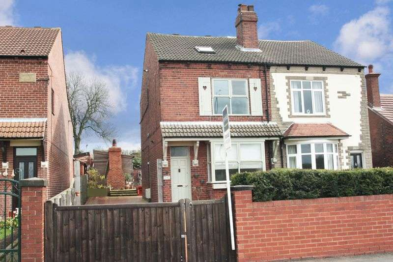 4 Bedrooms Semi Detached House for sale in Featherstone Lane, Featherstone