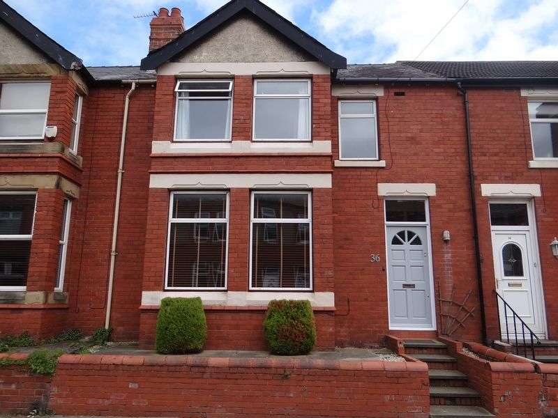 4 Bedrooms Terraced House for rent in Ferndale Road, Hoylake