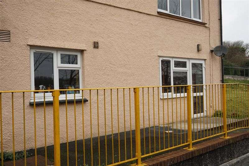 2 Bedrooms Flat for sale in Mount Camel, Camelford